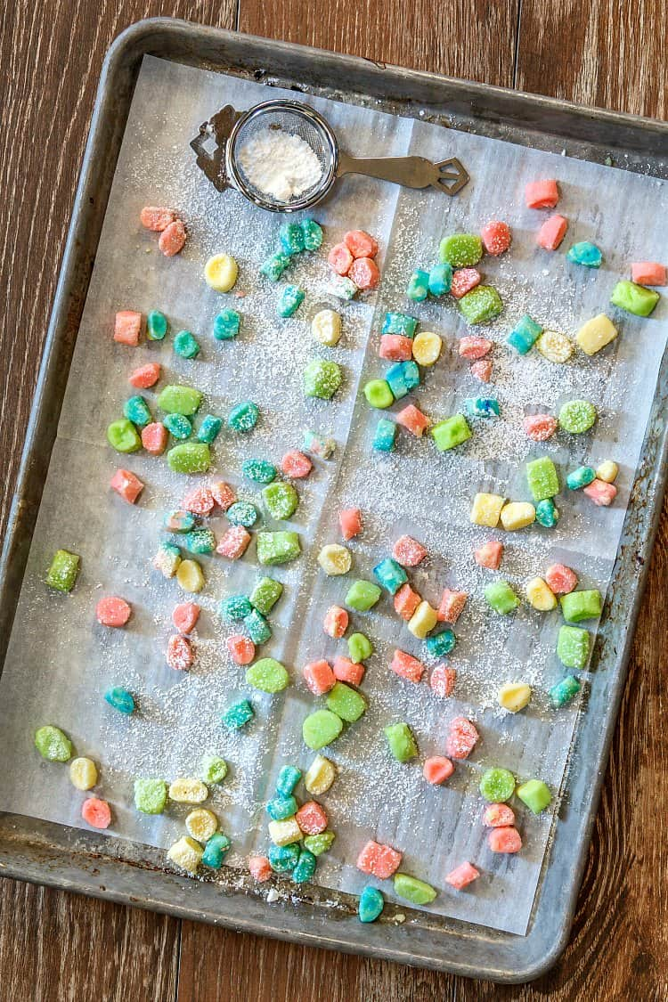 Homemade Butter Mints For Erins Baby Shower Pastry Chef Online