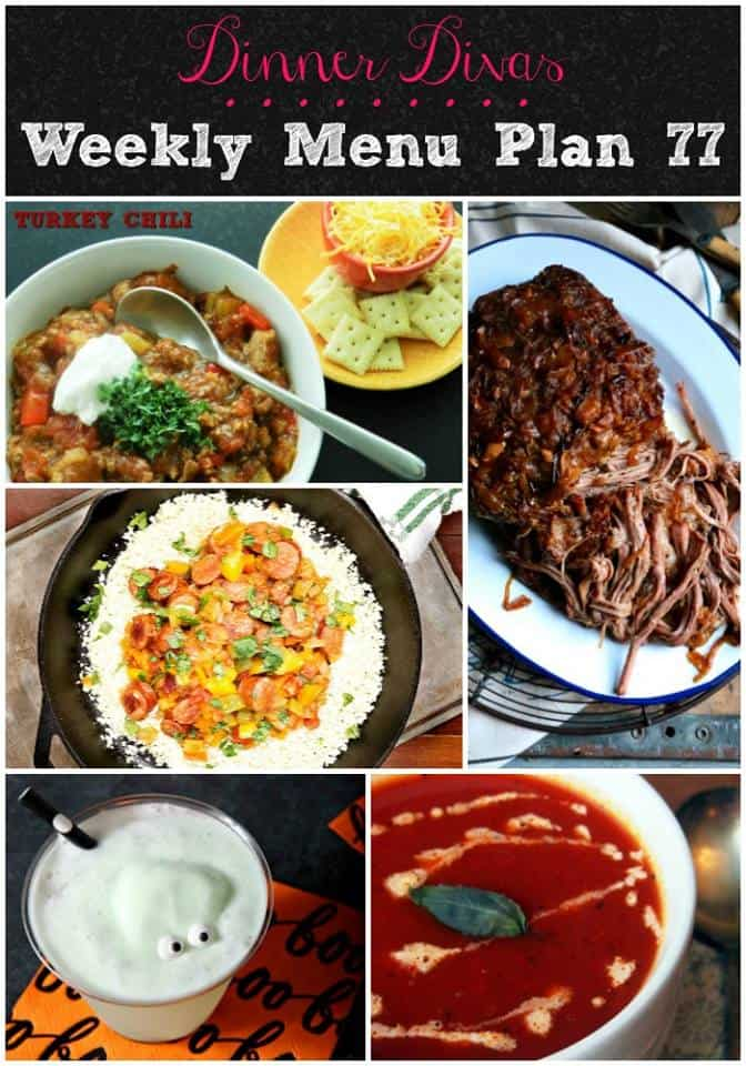 vertical pin image for weekly meal plan week 77