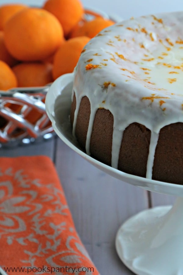 Clementine Cake Gluten Free Recipe | Pook's Pantry Recipe Blog