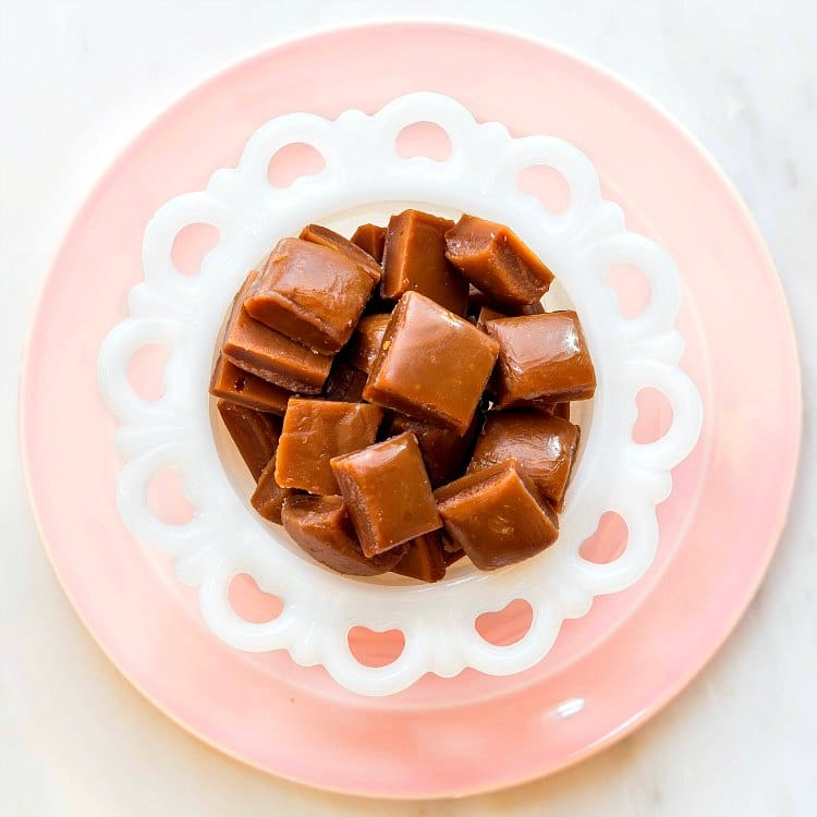 Butterscotch Hard Candy Recipe | Pastry Chef Online