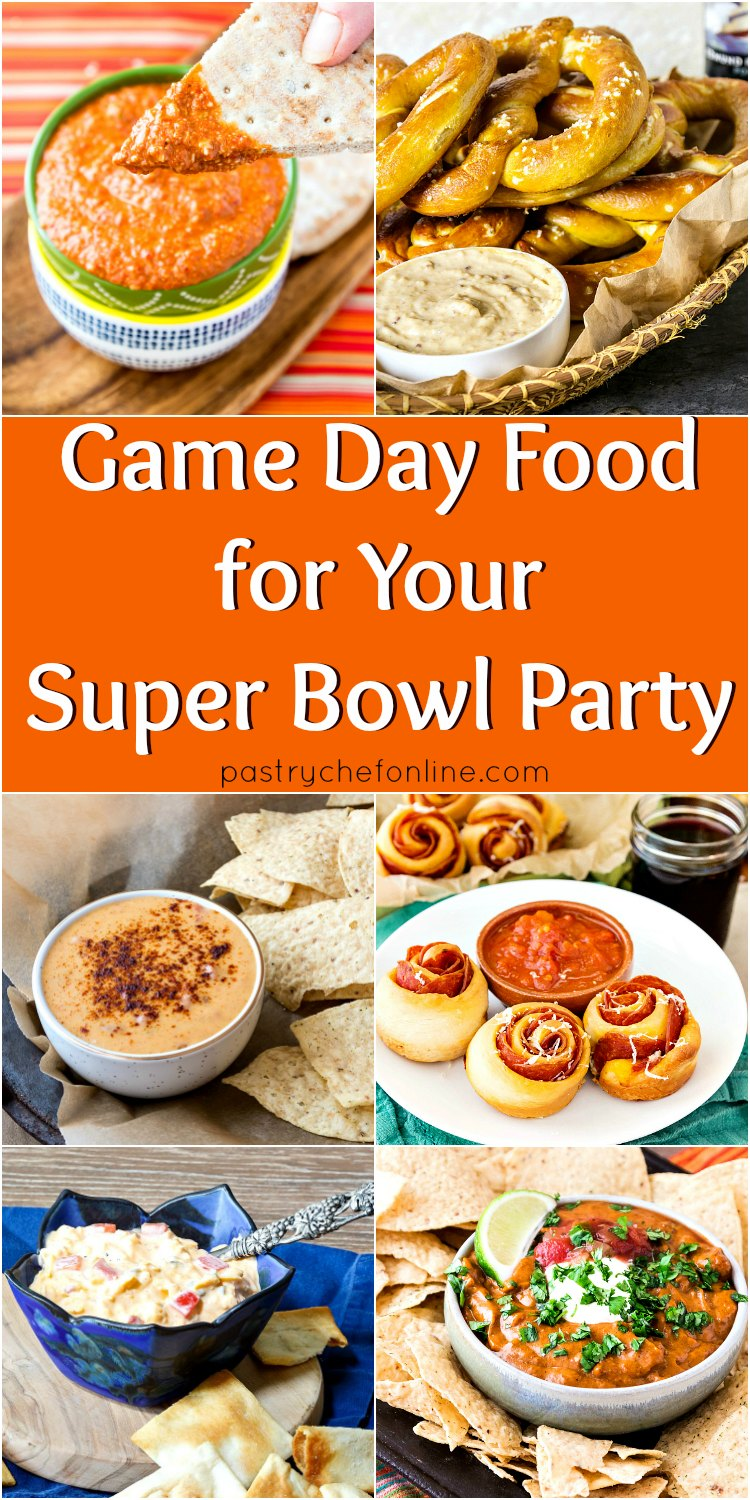 Are you ready for game day food? I mean, are you ready for your Super Bowl Party? Whether or not you watch football, I think everyone can agree that the food is often the best part of the game. The food and the commercials! Grab the recipes for these game day snacks and appetizers and enjoy the game! #superbowlparty #superbowlfood