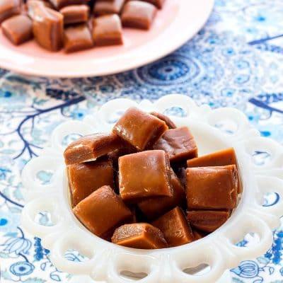 Butterscotch Hard Candy Recipe