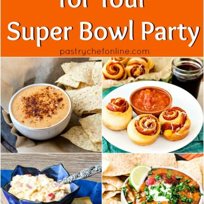 Easy Game Day Food for Your Super Bowl Party