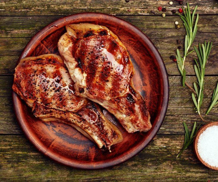 Salt and Pepper Pork Chops | My Imperfect Kitchen