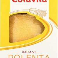 Colavita Instant Polenta Cornmeal, 16 Ounce (Pack of 6)