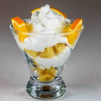 Orange Creamsicle Trifle (Gluten-Free)