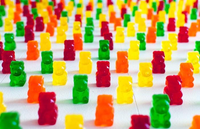 Haribo Gold-Bears Gummy Candy