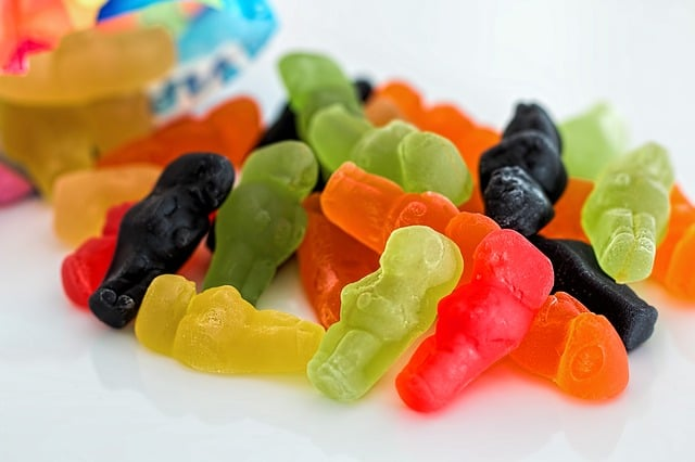 chewy fruit candies homemade gummy bears