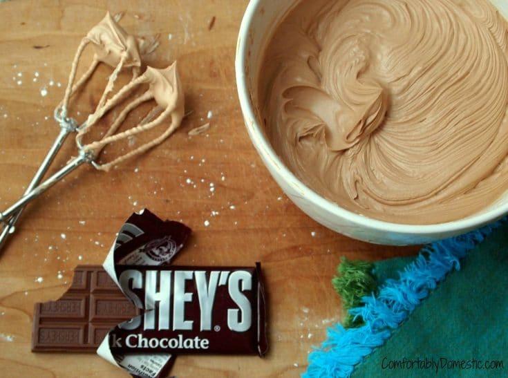 Milk Chocolate Buttercream