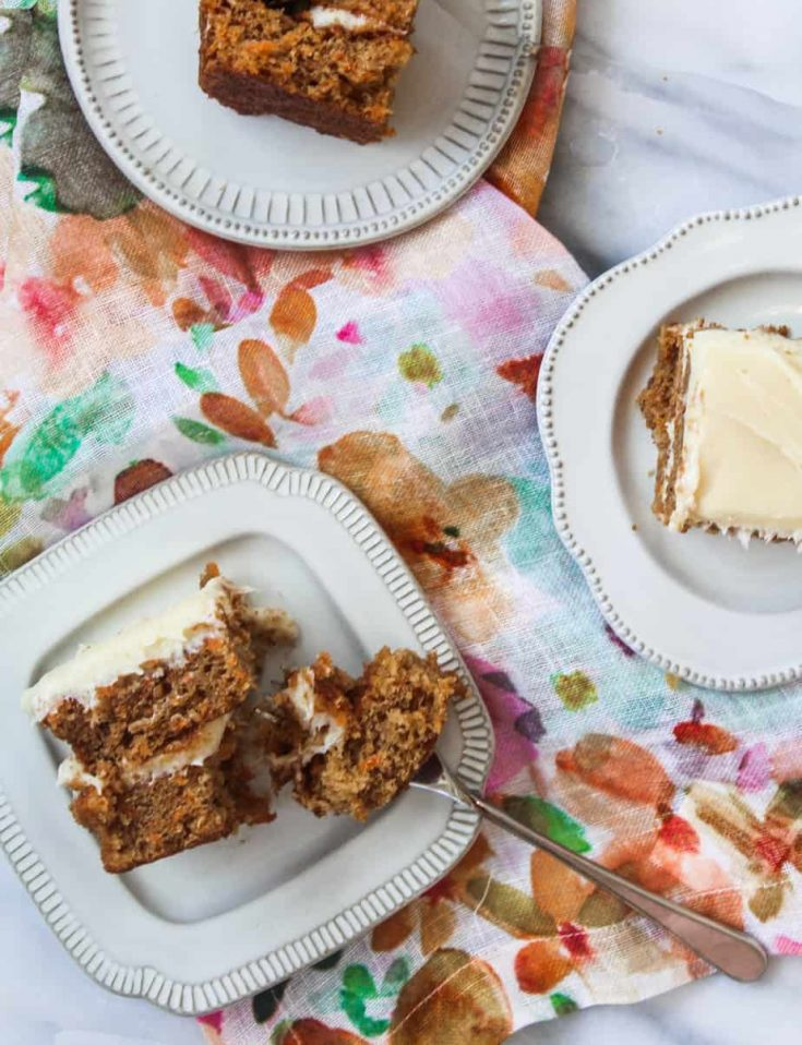 baking with brian: the best ever carrot cake