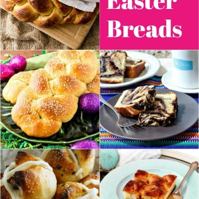 9 Sweet Easter Bread Recipes to Bake at Home