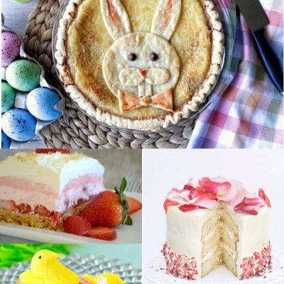 14 Fun Easter Desserts to Make for Your Family
