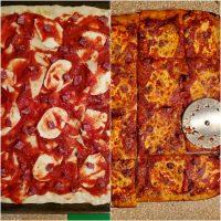 Grandma Pizza Dough Recipe