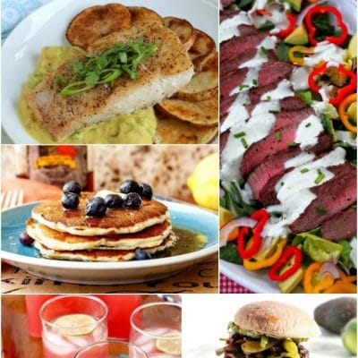 Dinner Divas Weekly Meal Plan, Week 112 | 5 Mains, 2 Extras