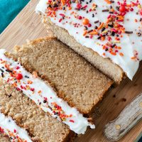 Brown Sugar-Cinnamon Pound Cake