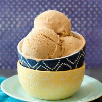 Butterscotch Ice Cream for #SummerDessertWeek