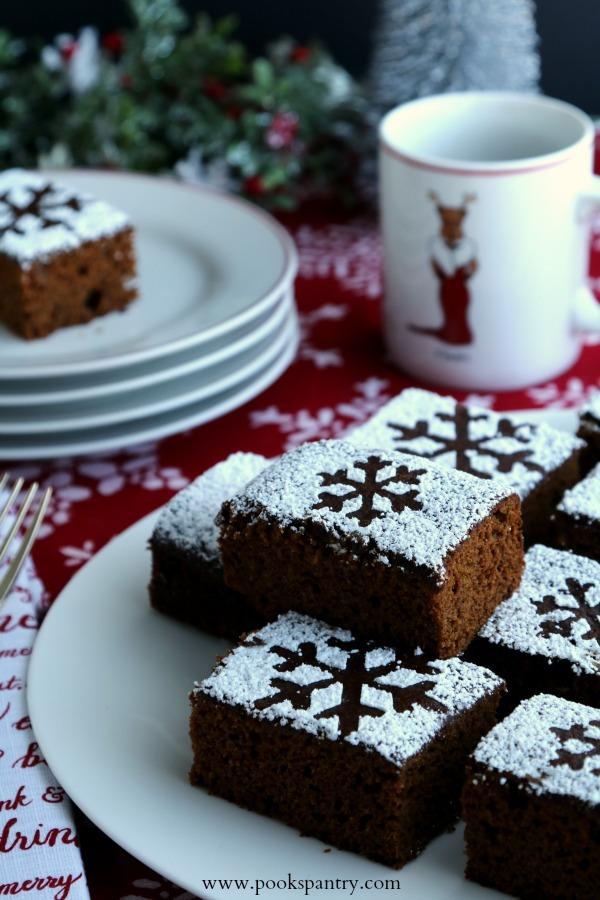 Classic Gingerbread Cake Recipe