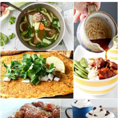 Dinner Divas Weekly Meal Plan, Week 144 | 5 Mains, 2 Extras