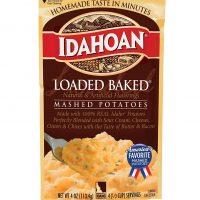 IdahoanLoaded Baked Potatoes Mashed Potatoes