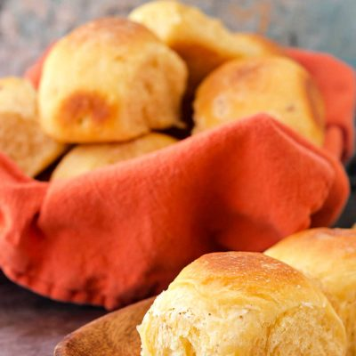 Potato Cheese Rolls Recipe with Idahoan® Mashed Potatoes