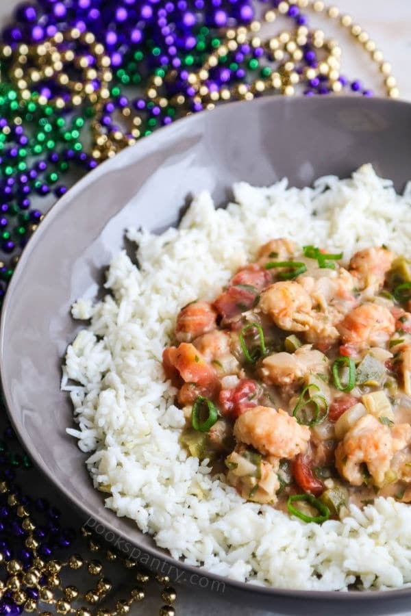 Langostino touffe New Orleans Recipe